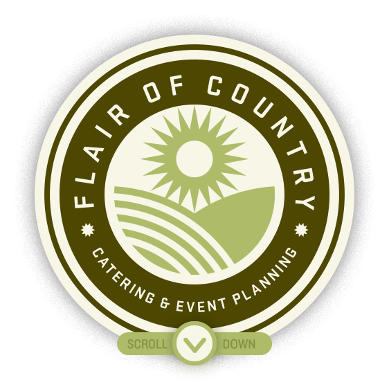 Flair of Country Logo